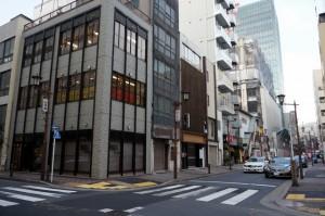 日本橋二丁目地区市街地再開発C街区 2014.1.12