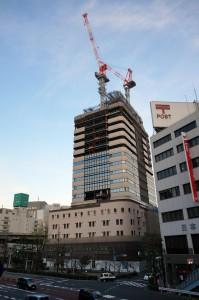 日本橋ダイヤビルディング 2014.1.12