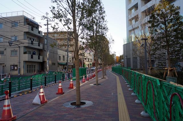 百反通り 2014.1.19