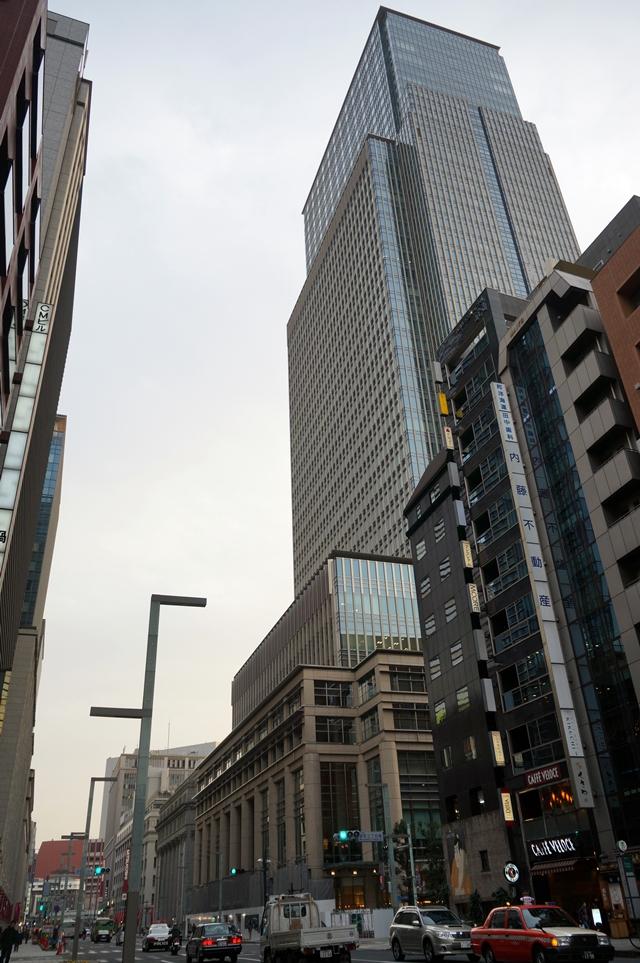 「日本橋三井タワー」 2014.2.1