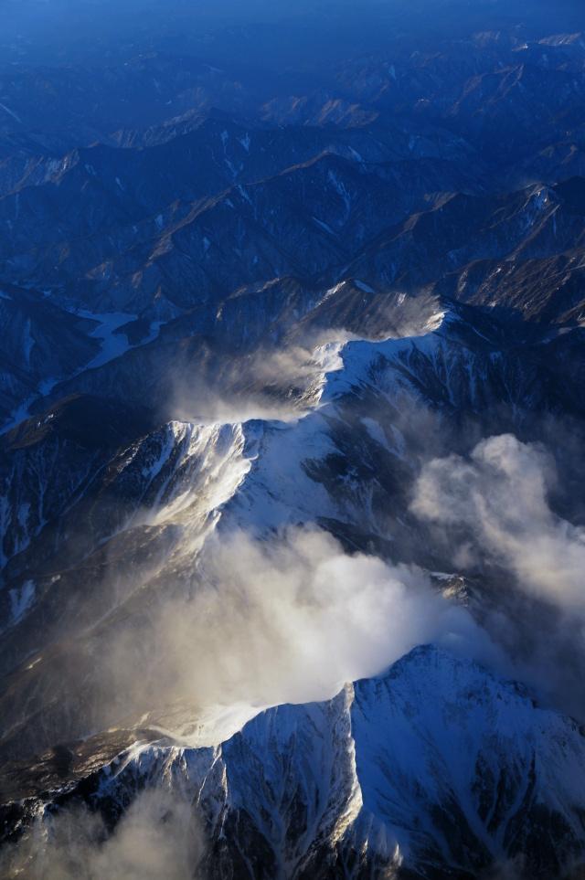 南アルプス Southern Alps 2014.02.16
