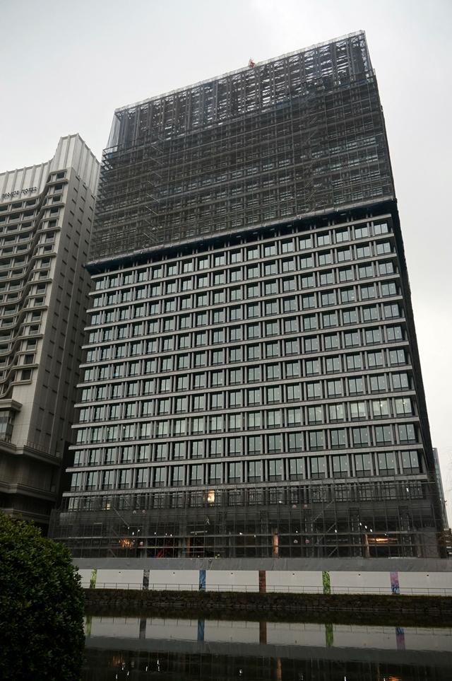 「日本生命大手町ビル新築工事」 2014.03.01