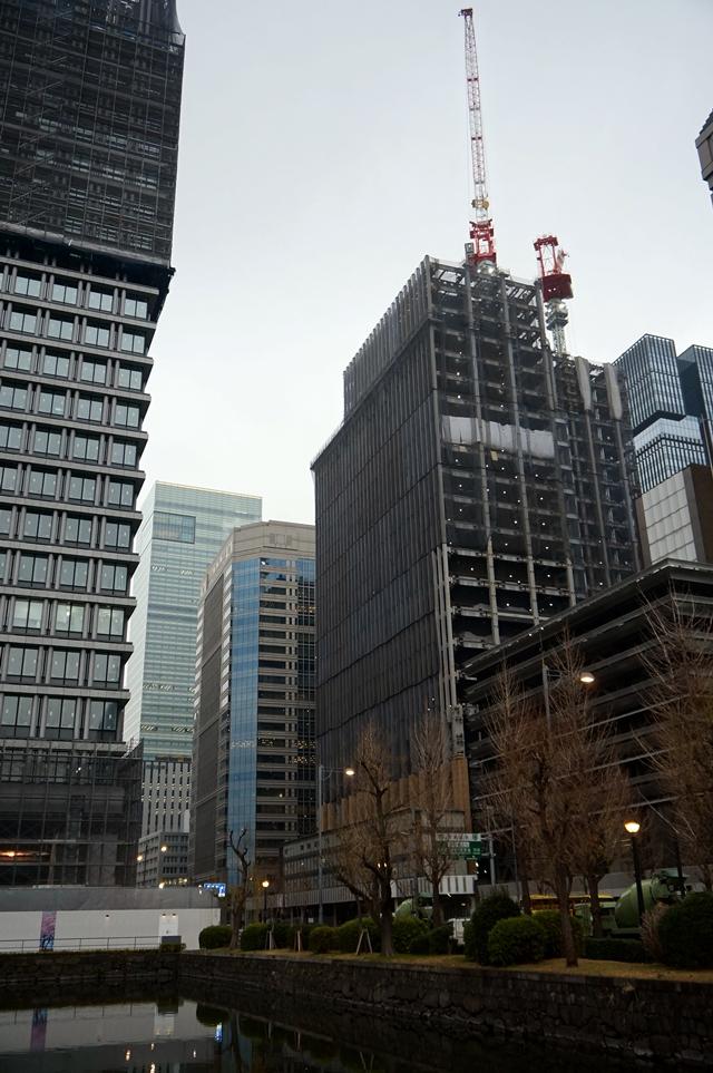 「(仮称)三井住友銀行本店東館計画 」 2014.03.01