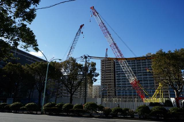 「勝どきザ・タワー」 2014.3.21
