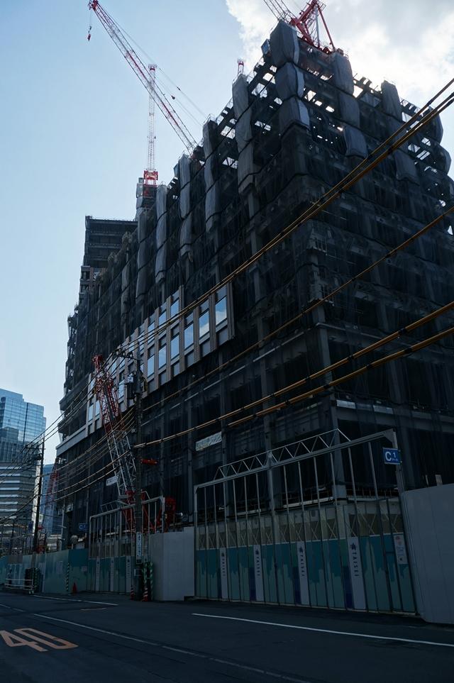 「北品川五丁目第一地区 超高層業務棟(C1棟)」 2014.3.23