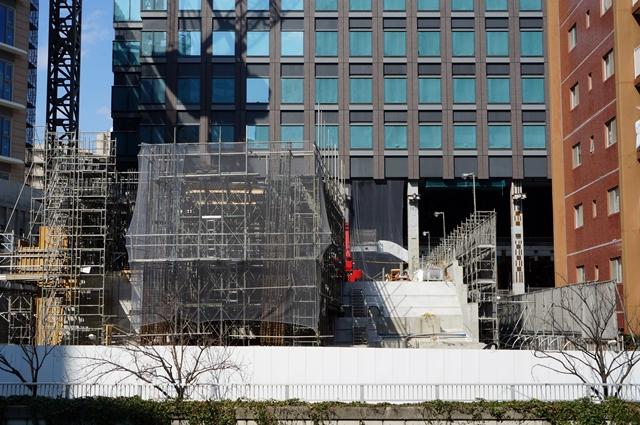 「北品川五丁目第一地区 超高層業務棟(A1棟)」 2014.3.23