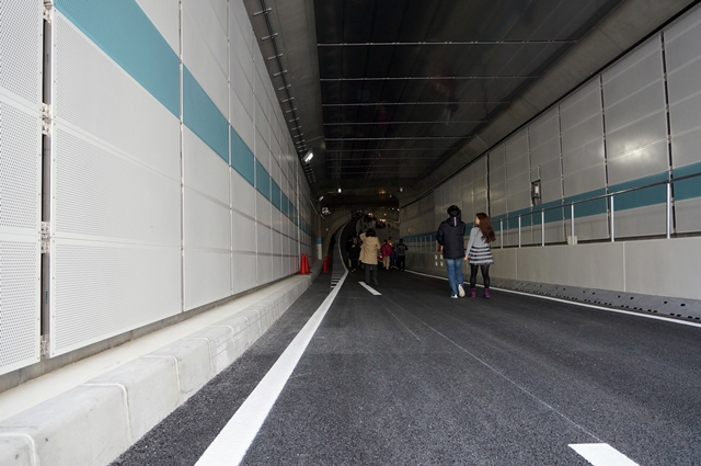 「環状第2号線(新橋・虎ノ門間)開通記念ウォーキングイベント」 2014.3.23