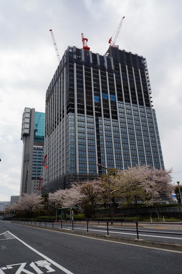 「品川シーズンテラス」 2014.4.5