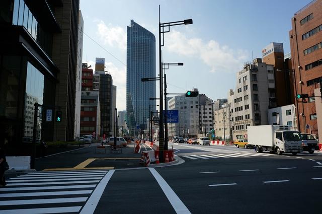 「新虎通り」 2014.5.2