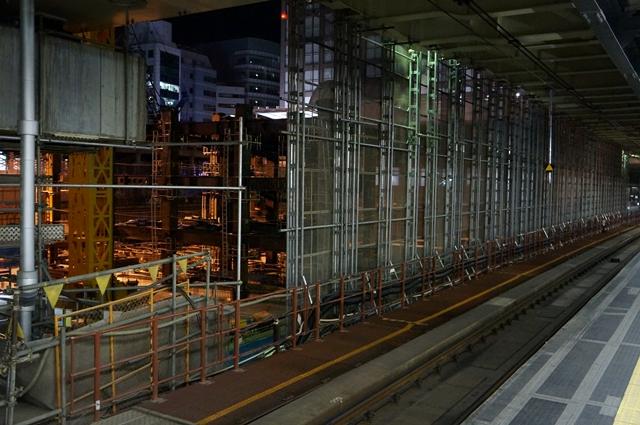 「新宿駅新南口開発ビル」 2014.5.17