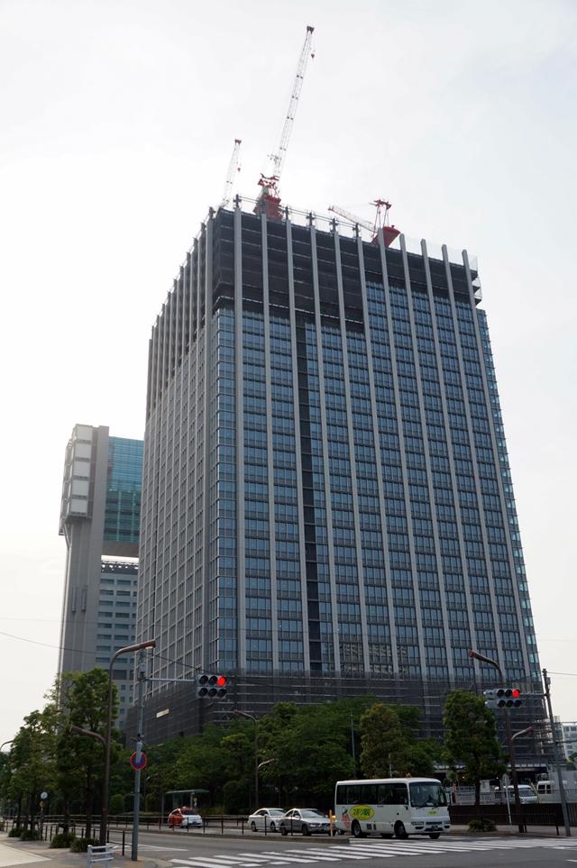 「品川シーズンテラス」 2014.5.25