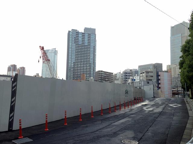 「六本木三丁目東地区第一種市街地再開発事業」 2014.5.28