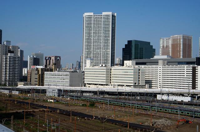 東海道貨物線 2014.6.14