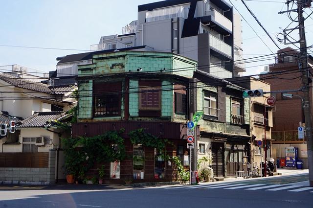 八ツ山通り 2014.6.15