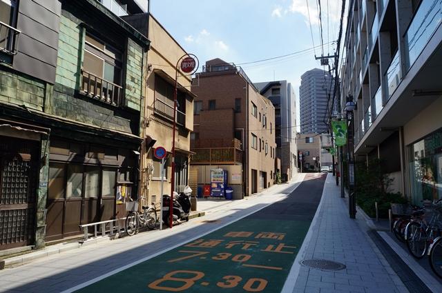 八ツ山通り~旧東海道 2014.6.15