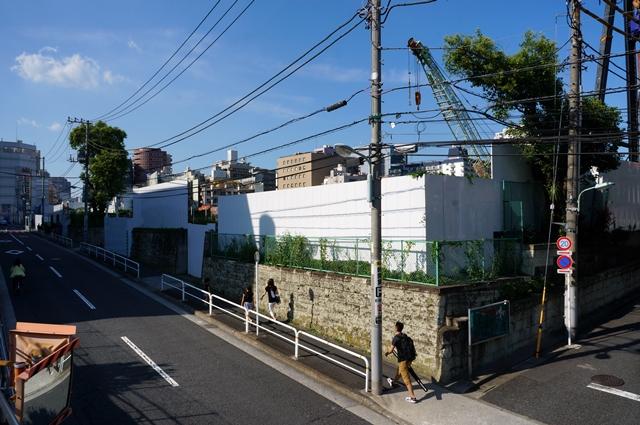 目黒駅前地区第一種市街地再開発 2014.6.15