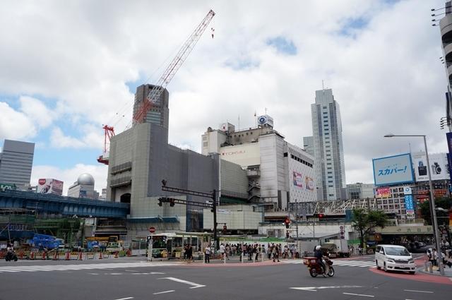 「渋谷駅地区駅街区開発計画」 2014.6.29