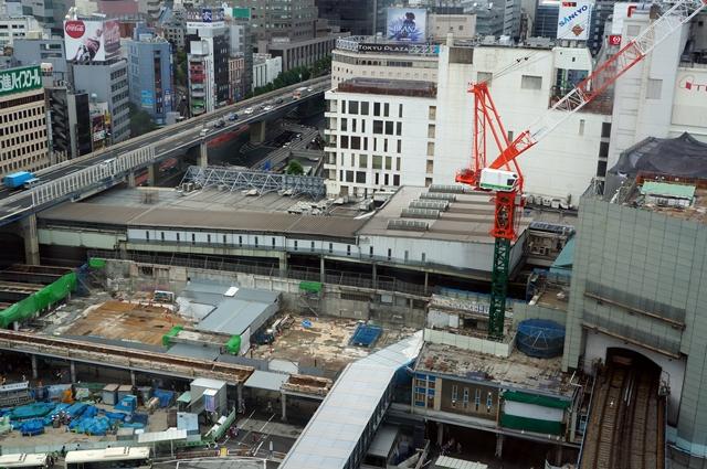 「渋谷駅地区駅街区開発計画 東棟」 2014.6.29