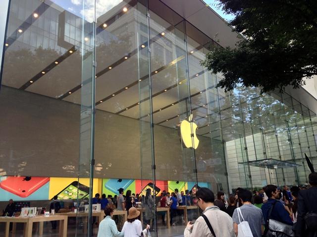 Apple Store 表参道 2014.6.13
