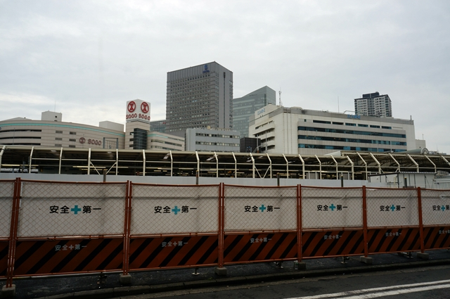 (仮称)横浜駅西口駅ビル計画 駅前棟 2014.6.22