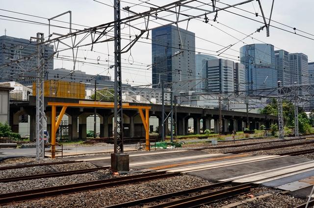幻の「京浜急行線」高架橋 2014.7.6