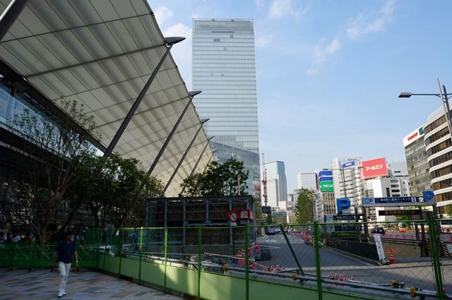 東京駅八重洲口 2014.7.12