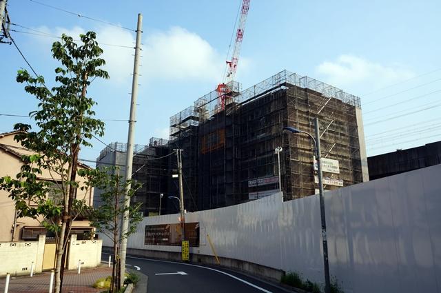 「王子飛鳥山ザ・ファースト タワー&レジデンス」 2014.7.21