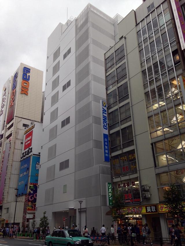 ラジオ会館 2014.7.5