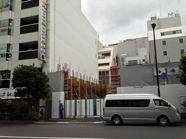 (仮称)秋葉原オフィスプロジェクト 2014.7.5