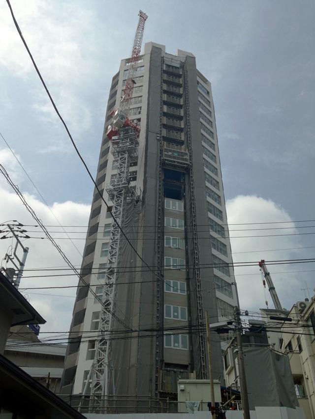 「パークタワー板橋」 2014.7.22