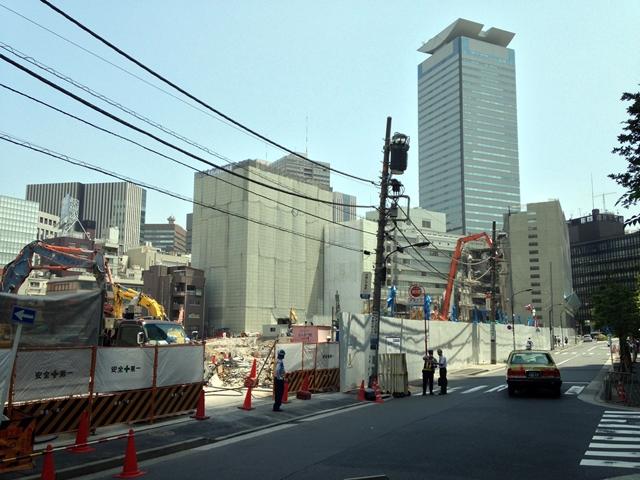 「赤坂一丁目地区第一種市街地再開発事業」 2014.7.29