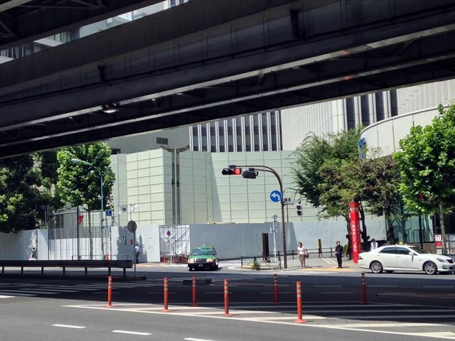 「赤坂ツインタワー建替え工事」 2014.7.29