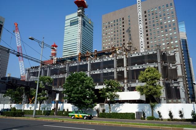 「大手町1-1計画」 A棟 2014.7.26