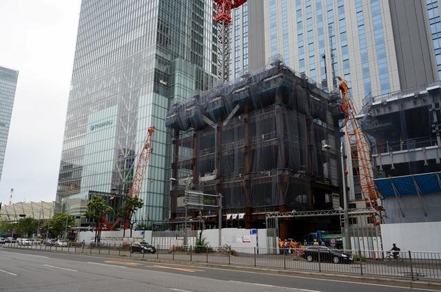 「(仮称)新鉄鋼ビル」 2014.8.23