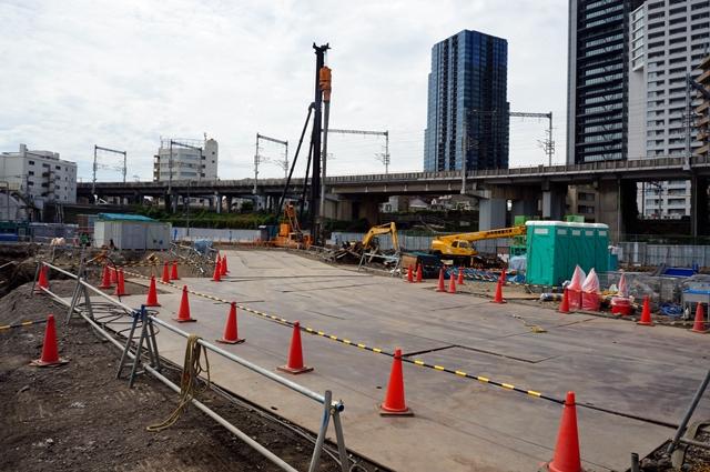 「西品川一丁目地区市街地第一種市街地再開発事業」  2014.8.24