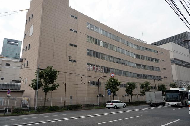 東京都中央卸売市場食肉市場 2014.8.25
