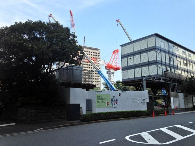 「(仮称)紀尾井町計画」 2014.8.21