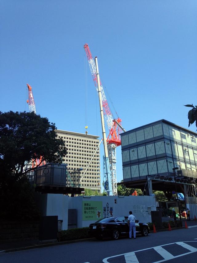 「(仮称)紀尾井町計画」 2014.8.22