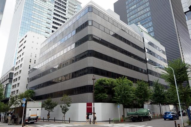 「(仮称)日本橋本町二丁目特定街区開発計画」 2014.8.31