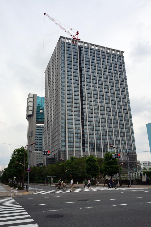 「品川シーズンテラス」 2014.9.15