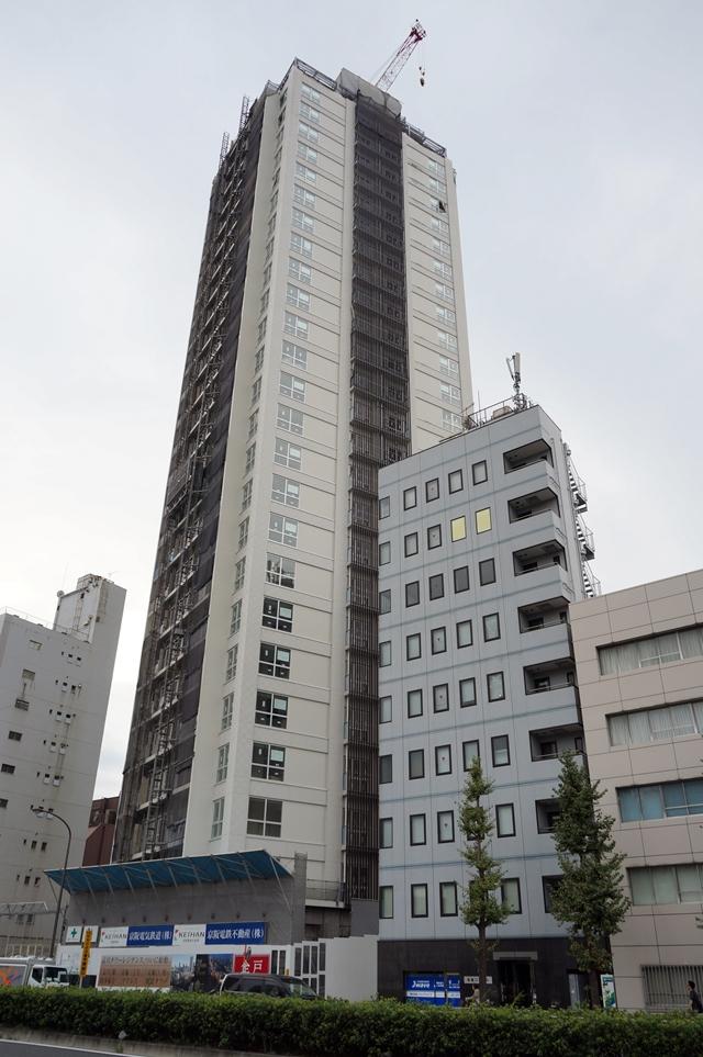 「品川タワーレジデンス」 2014.9.15
