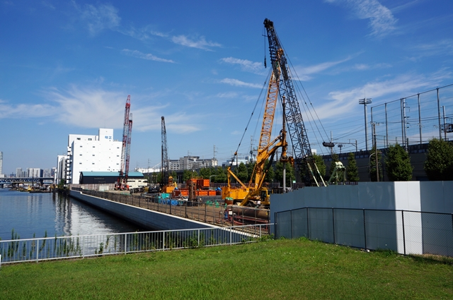 「(仮称)品川ベイサイド大規模プロジェクト」 2014.9.21