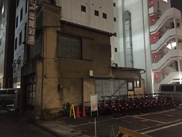 新虎通り コミュニティサイクル