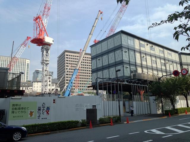「(仮称)紀尾井町計画」 2014.9.16