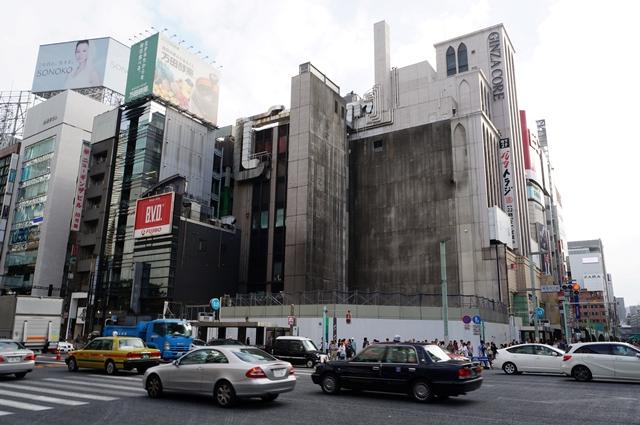 「銀座5丁目再開発計画」 2014.9.27