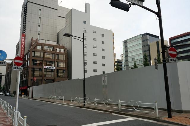 (仮称)日鐵日本橋ビル建替計画 2014.10.4