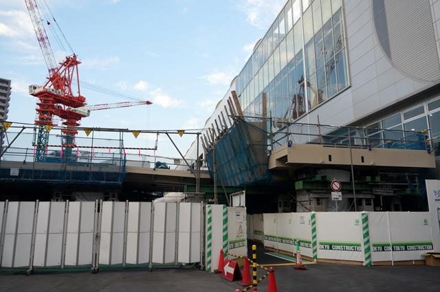 京急蒲田西口駅前地区第一種市街地再開発事業 2014.10.11