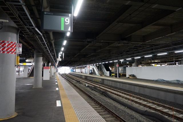 JR品川駅 2014.11.2