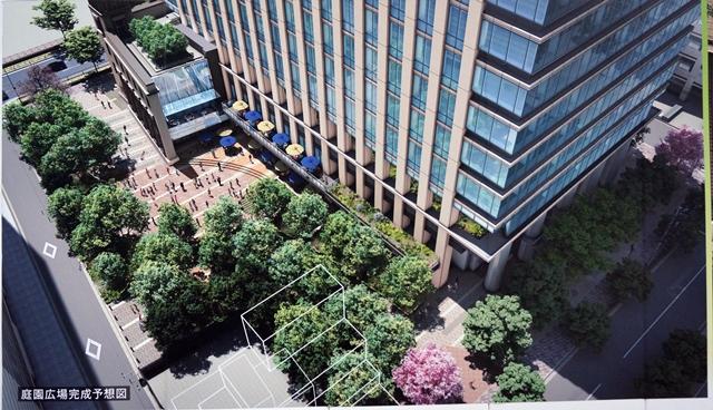 神田錦町三丁目共同建替計画 イメージ図