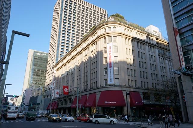 日本橋二丁目地区第一種市街地再開発事業 B街区 2014.11.15